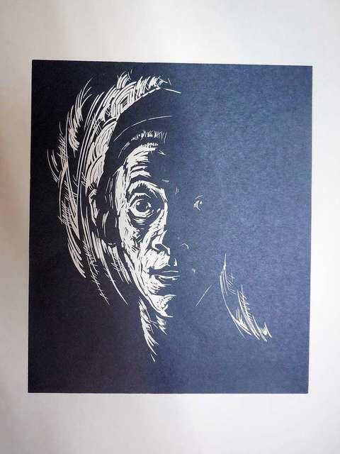 Arthur Kolnik, 'Shtetl Visage. Portrait', 1930-1939, Lions Gallery