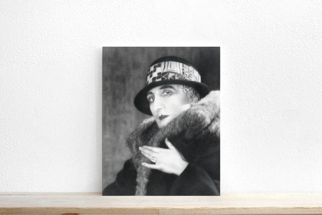 , 'Postcards to Rrose Sélavy as Marcel Duchamp 2,' 2017, Josée Bienvenu