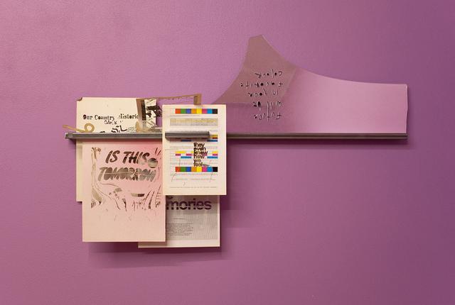 Ivan Argote, 'La puesta en Marcha de un sistema', 2015, Galería Vermelho