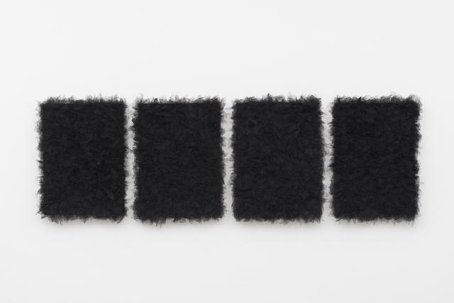 , 'Last Illusions (Gauze),' 2016, Sabrina Amrani