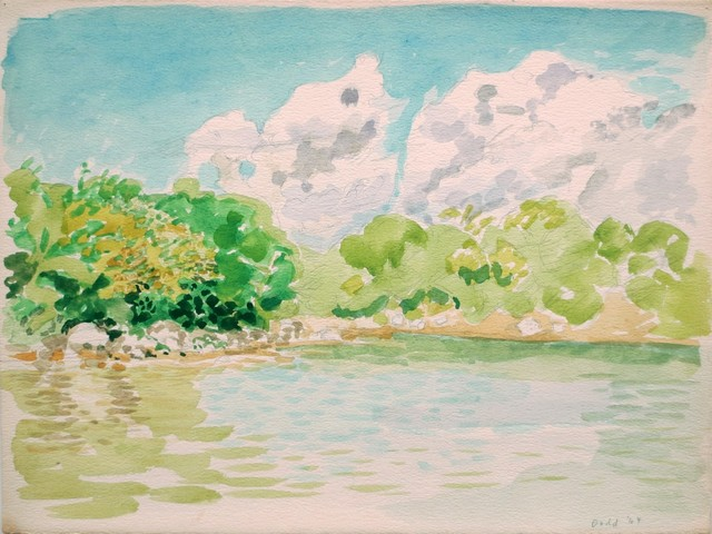 , 'Cove (Maine),' 1964, Gallery Neptune & Brown