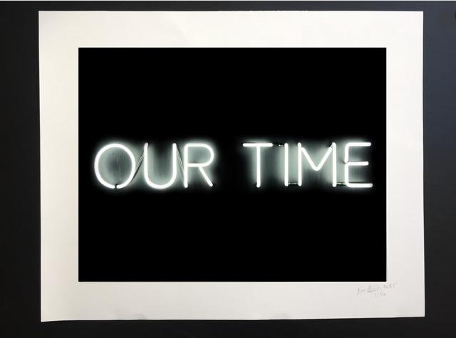 , 'Our Time Print,' 2018, Artig Gallery