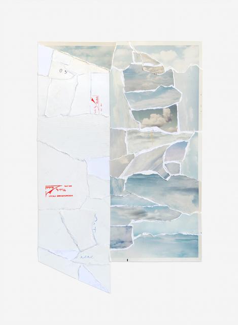 , 'Folded Sky,' 2016, PDX CONTEMPORARY ART