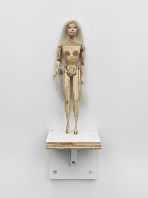 Tom Sachs, 'Untitled ('I loved my sister's Barbie so very much. My parents, afraid that I'd turn out gay, encouraged carpentry. In secrecy I made my own. It wasn't love, only lust.')', 2013, Lora Reynolds Gallery