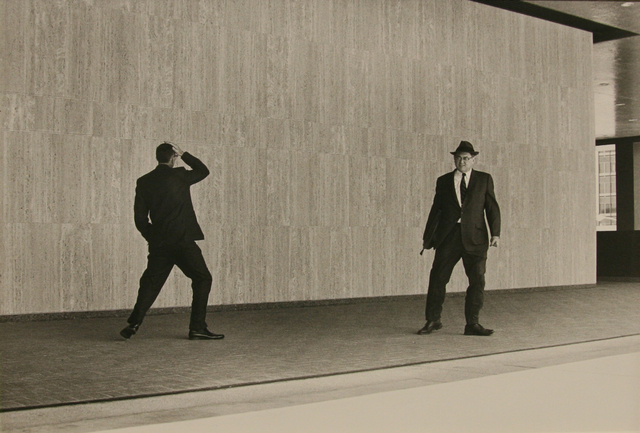 , 'Two Businessmen, SF,' 1971, Anglim Gilbert Gallery