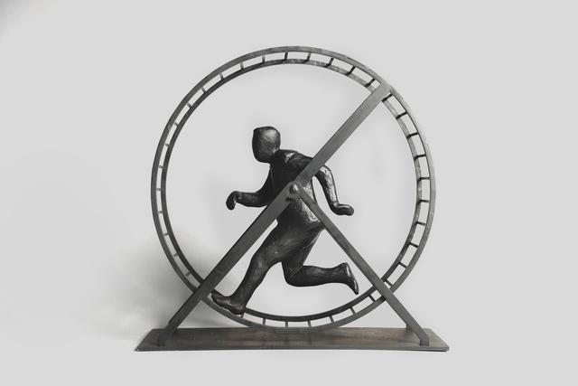 , 'Rat Race,' 2018, Adelson Galleries