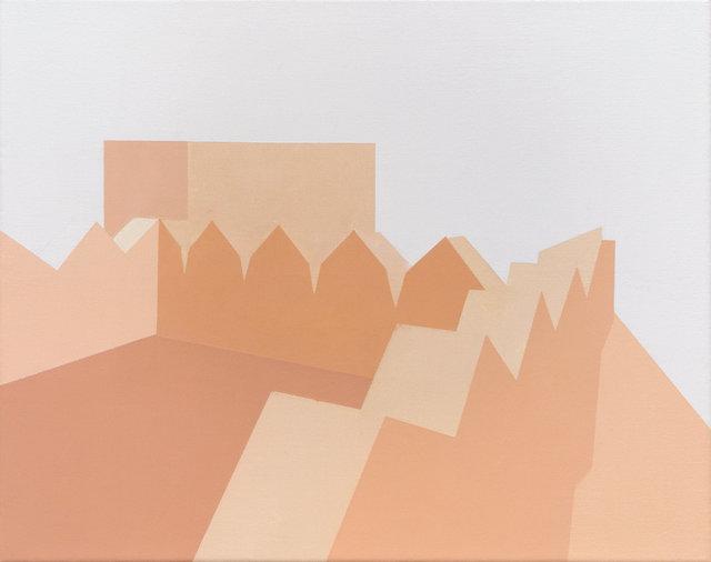 Manuel Stehli, 'Untitled (Festung II)', 2019, SETAREH