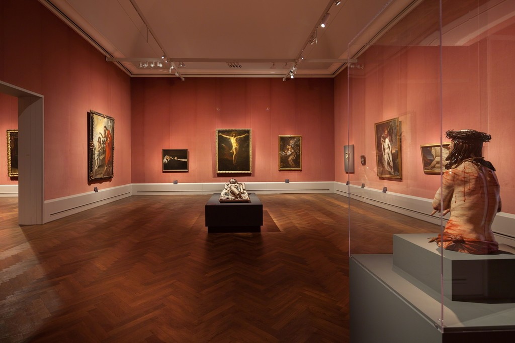 El Siglo de Oro. Die Ära Velázquez: Ausstellungsansicht, © Staatliche Museen zu Berlin, Gemäldegalerie / Achim Kleuker
