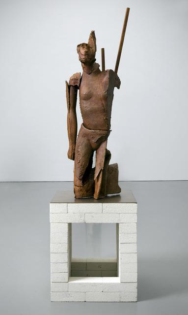 , 'Rust Never Sleeps,' 2011, Galerie Fons Welters