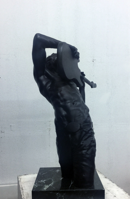 , 'Guitarist,' 2010, Gallery Poulsen