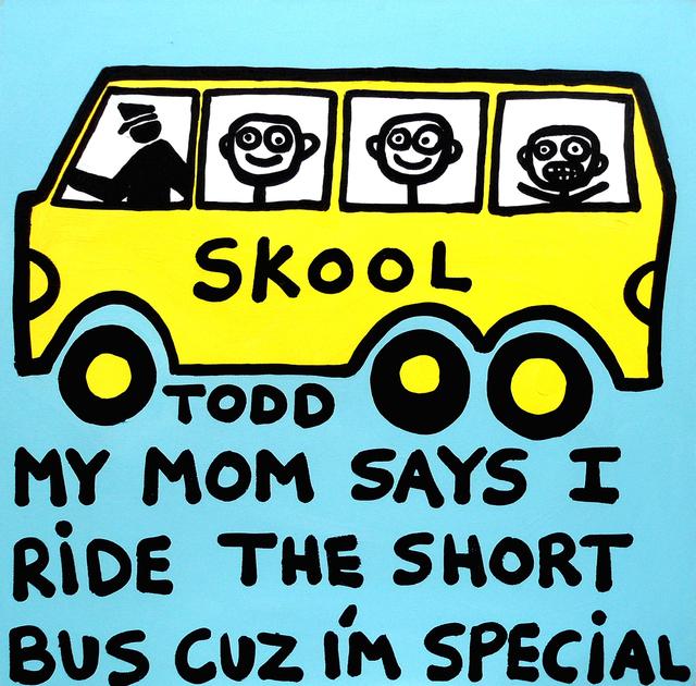 , 'Short Bus,' , The Ross Art Group Inc.