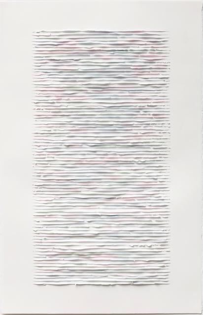 , 'Color lines #02,' 2017, Anne Mosseri-Marlio Galerie