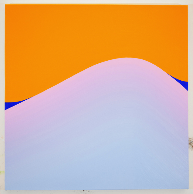 , 'Bump II,' 2018, Mindy Solomon Gallery