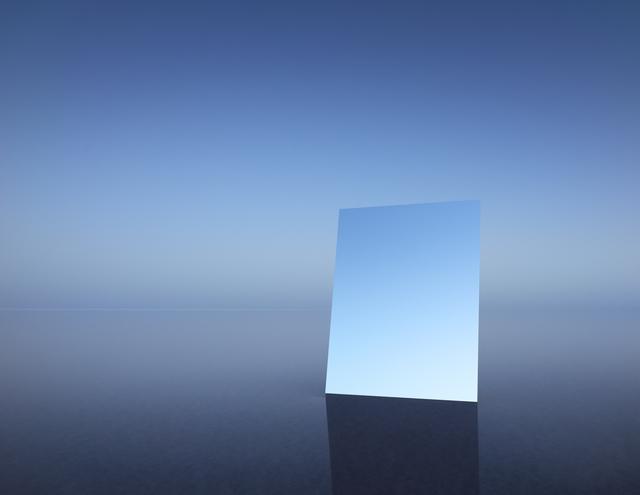 , 'Mirror 14,' 2017, Hamiltons Gallery