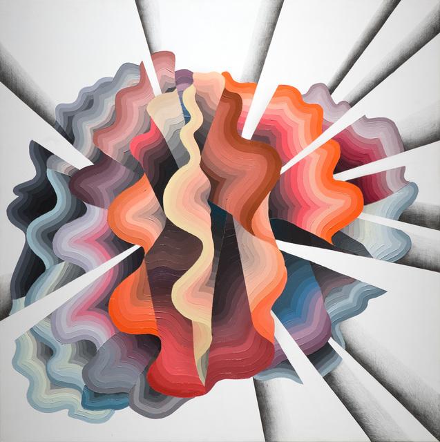 , 'Iridium #9,' 2014, Moskowitz Bayse