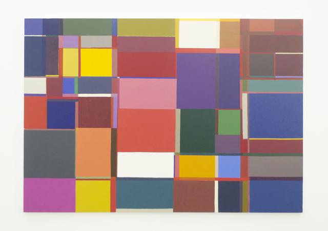 , 'Flashfoward,' 2018, Galeria Enrique Guerrero