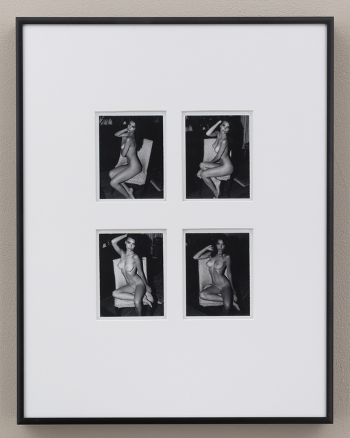 , 'Emily 13,' 2012, Castor Gallery