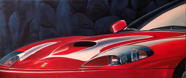 , 'F550 Maranello,' , Galleria GUM