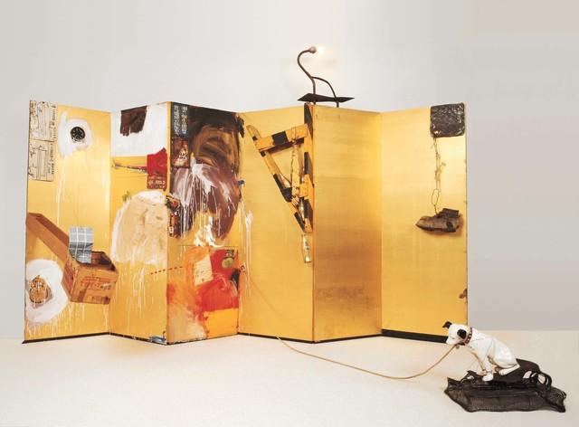 Robert Rauschenberg, 'Gold Standard', 1964, Robert Rauschenberg Foundation