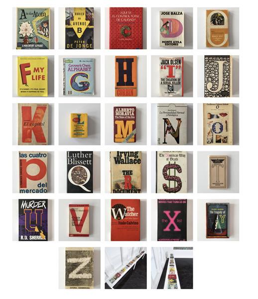 Luis Molina-Pantin, 'Untitled (Alphabet)', Henrique Faria Fine Art