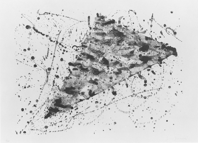 Sam Francis, 'Untitled (SF-214)', 1976, The Lapis Press