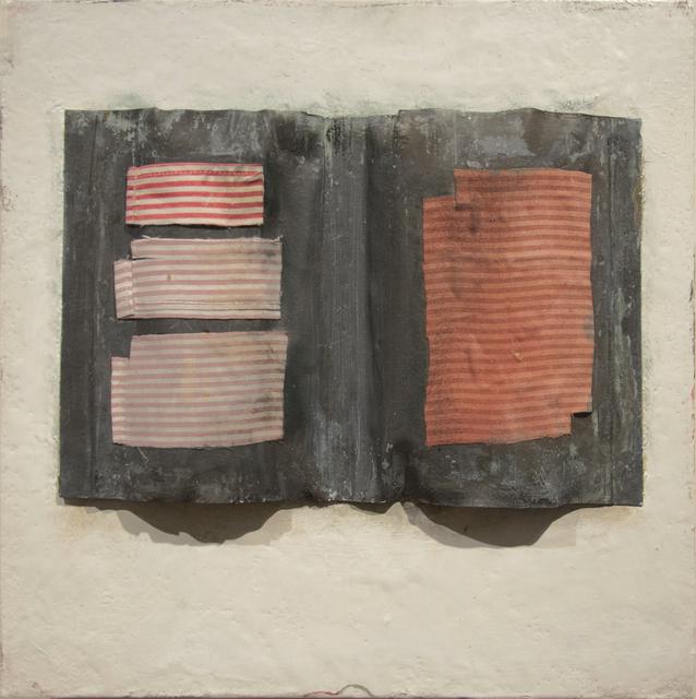 , 'Untitled (lead book),' , Main Street Arts