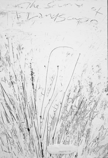 , 'The sound of landscape PN2016-10,' 2016, Gallery JJ