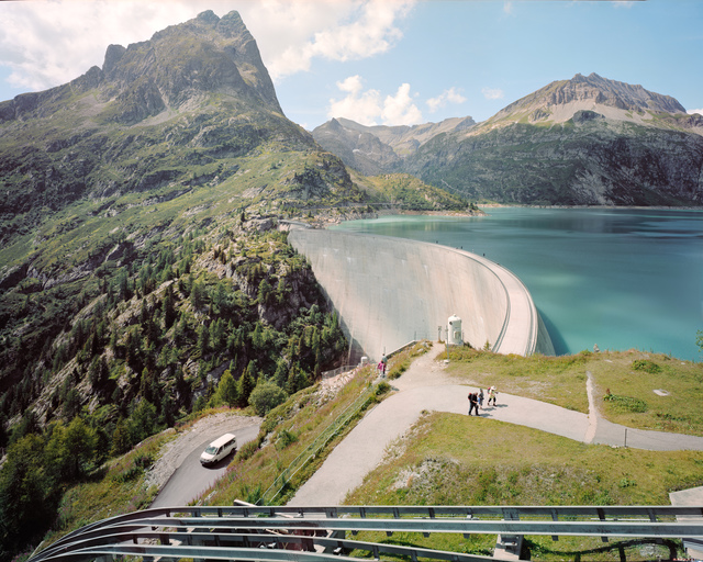 , 'Lac d'Émosson, Switzerland,' 2015, Robert Morat