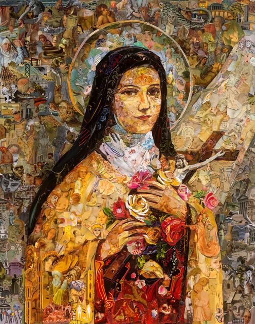 , 'Repro (Saints): Saint Therese of Lisieux,' 2018, Galeria Nara Roesler