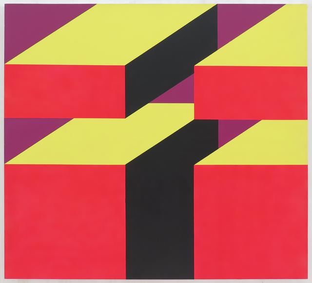 , 'Rosarita's Blocks,' 1968, Eric Firestone Gallery