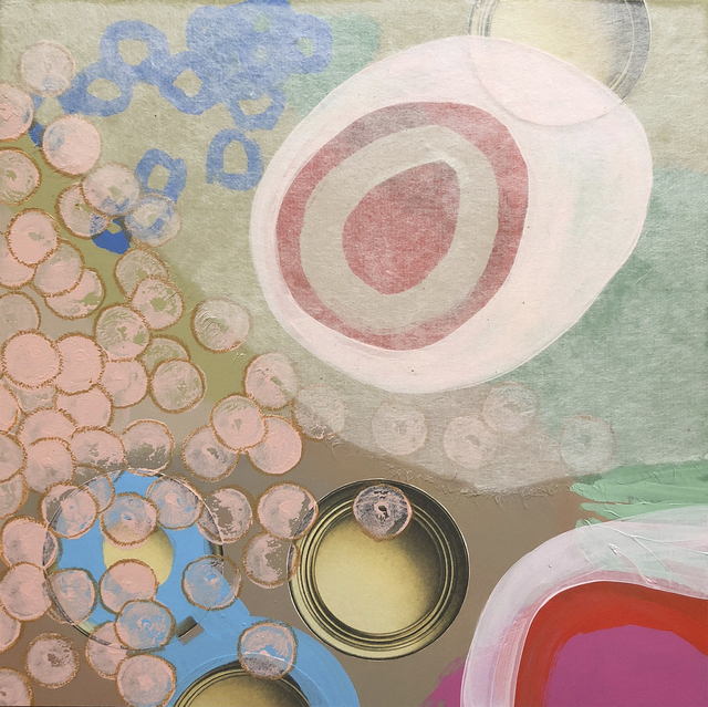 Elizabeth Stern, 'door cells', 2018, Pleiades Gallery