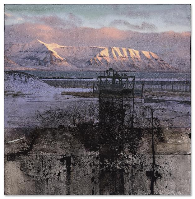 , 'Pyramiden (mess),' 2016, Miller Yezerski Gallery