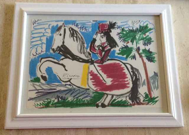 Pablo Picasso, 'Toros y Toreros', 1959, Print, Lithograph, Leviton Fine Art