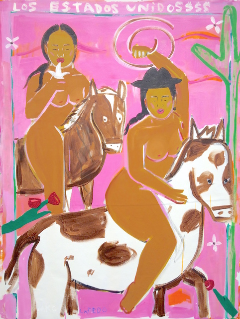 , 'Laredo 1,' 2017, New Image Art