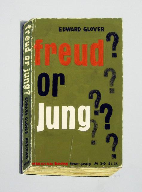 Richard Baker, 'Freud or Jung???', 2015, Albert Merola Gallery