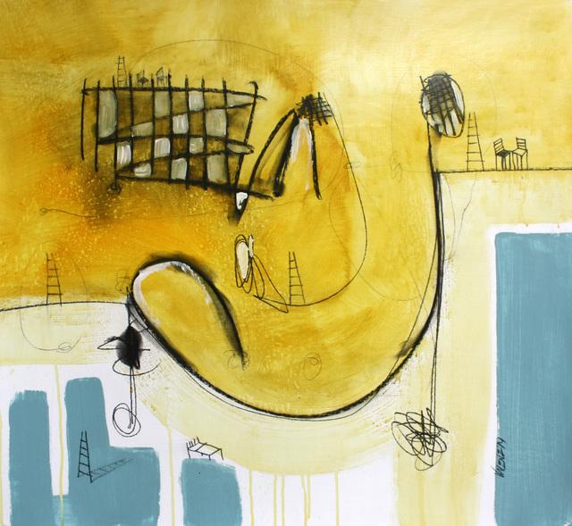 , 'Light dream,' 2014, Maria Elena Kravetz