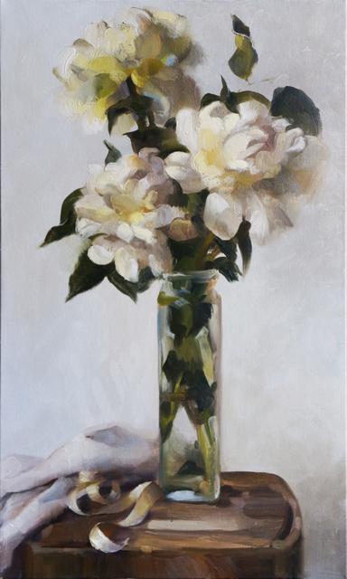 , 'Trio of Peonies,' 2017, Gallery 1261