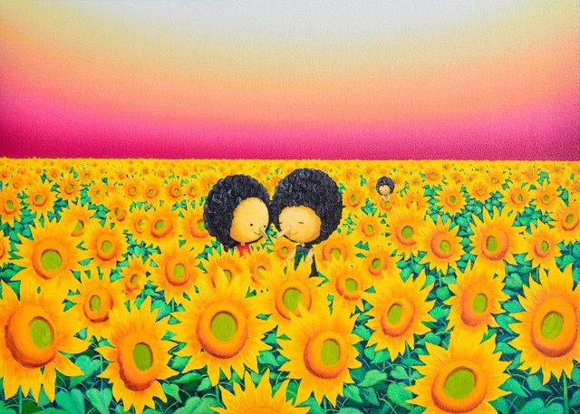 , 'I Love You,' 2019, Art WeMe Contemporary Gallery