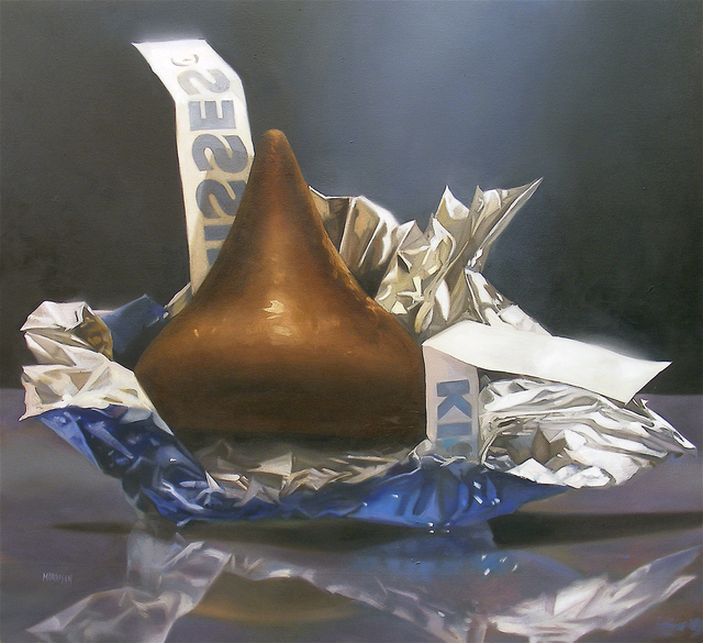 , 'Kiss,' 2009, Woodward Gallery