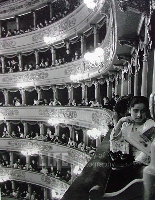 Alfred Eisenstaedt, 'Premiere at La Scala', 1933, Contessa Gallery