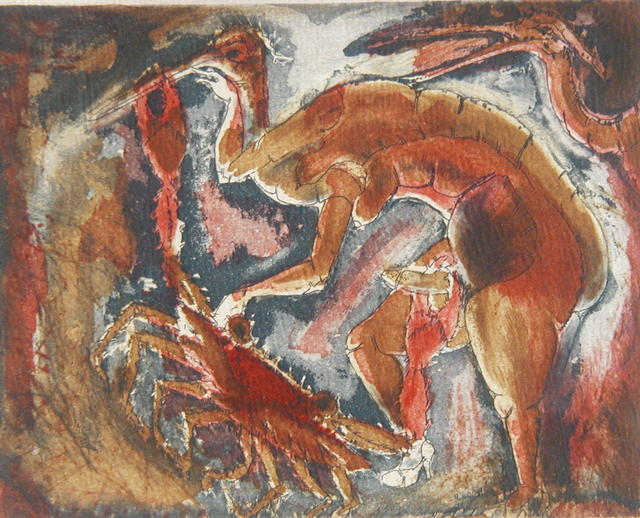 , 'Cangrejo Mano Larga,' , Stern Fine Art