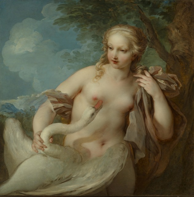 , 'Leda and the Swan,' ca. 1720, Stair Sainty