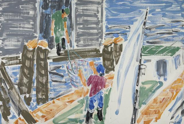 , 'Loading Bait #6,' 1996, Dowling Walsh