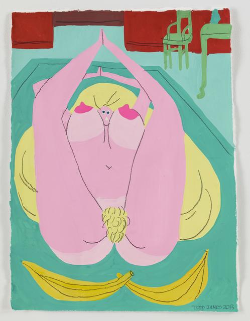 , 'Bananarama,' 2013, Sandra Gering Inc