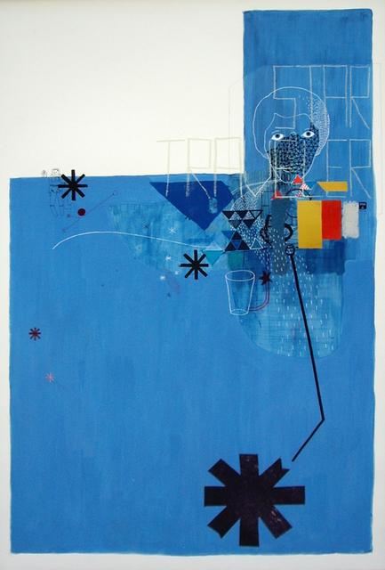 , 'Star-Traveler,' 2013, Galerie Olivier Waltman | Waltman Ortega Fine Art