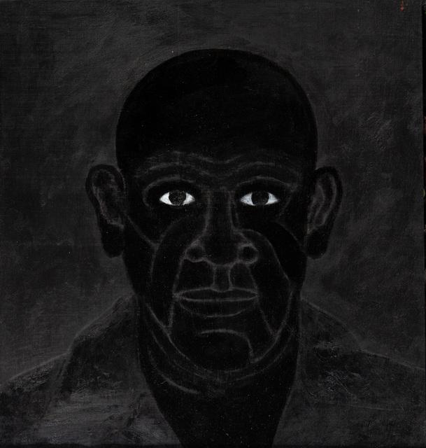 Abe Odedina, 'Vigil', 2019, Ed Cross Fine Art