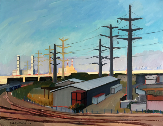 , 'Paz Bridge,' 2018, Rosenfeld Gallery