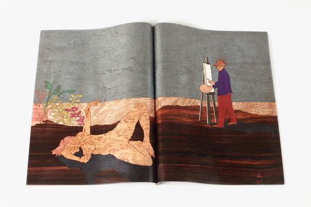 , 'Día de campo,' 2017, Galeria Oscar Cruz