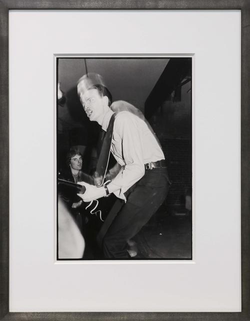 , '35. JOHNNY STRIKE: CRIME JANUARY 21, 1978,' 1978, Anglim Gilbert Gallery