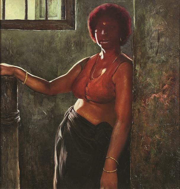 , 'A Prostitute,' 1987, Dag Modern